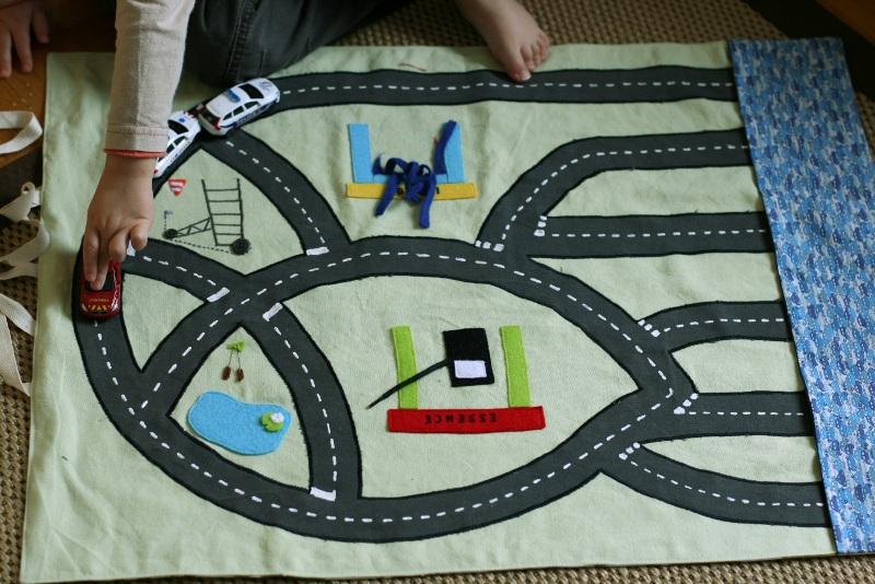 Tapie de voiture tapis de jeu circuit voiture ville 145 x 200 cm tapis voiture enfant achat et - Tapis de course occasion ebay ...
